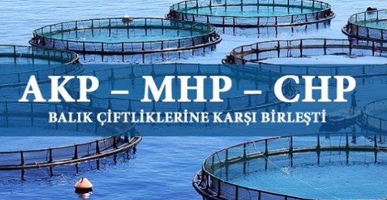 Mersin Balık Çiftliklerine Karşı Tek Vucut Birleşti!