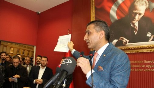 Mersin Baro Başkanı Ali Er'den İdam Açıklaması