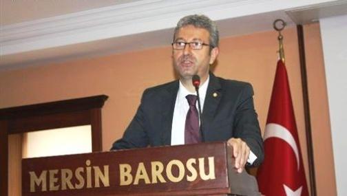Mersin Barosu'ndan Mısır'daki Katliama Tepki