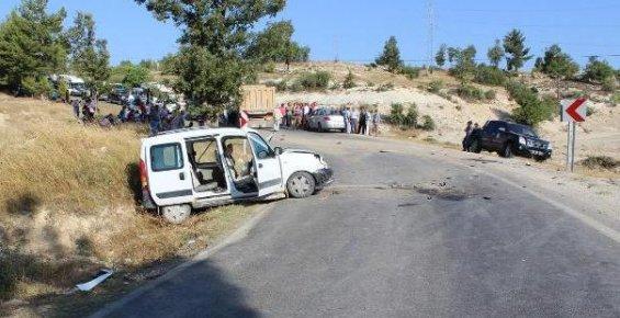 Mersin Büyükşehir Belediye Kamyonu Kazasında 1 Kişi Öldü
