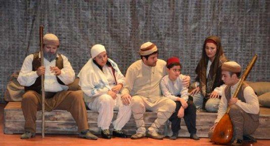Mersin Büyükşehir Belediyesi Şehir Tiyatrosu, Gülnar'da