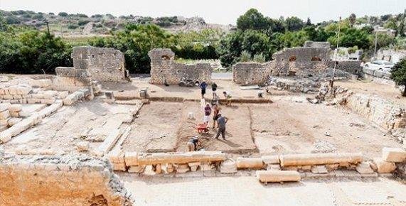 Mersin Büyükşehir Belediyesi Tarihi Günışığına Çıkmaya Devam Ediyor.