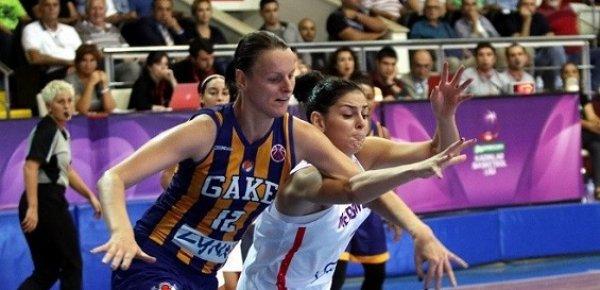 Mersin Büyükşehir Belediyespor - Good Angels Kosice: 76-70