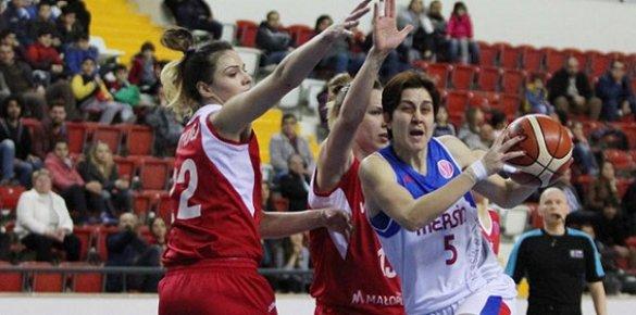 Mersin Büyükşehir Belediyespor - Wisla Can-Pack: 74 - 83