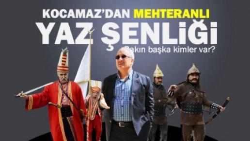 Mersin Büyükşehir'den Yaz Şenliği