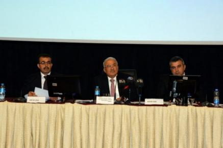 Mersin Büyükşehir'in 2015 Yılı Mali Bütçesi Belirlendi