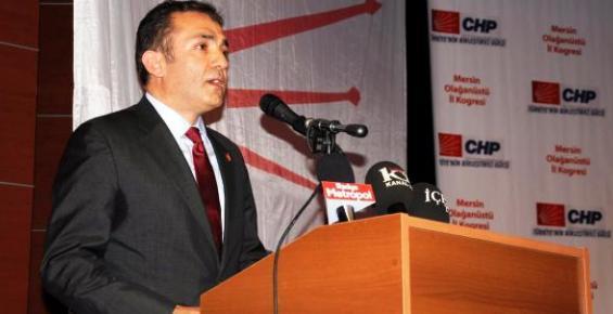 Mersin CHP'de İlçe Kongreleri 8 Şubat'ta Yapılacak