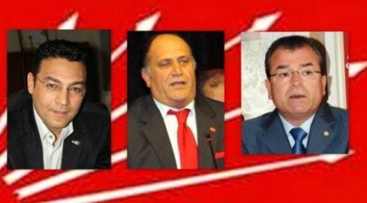 Mersin CHP'de Kongre Yarışı Start Aldı.