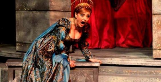 Mersin Devlet Opera Bale'nin Romeo ile Juliet'i Büyüledi