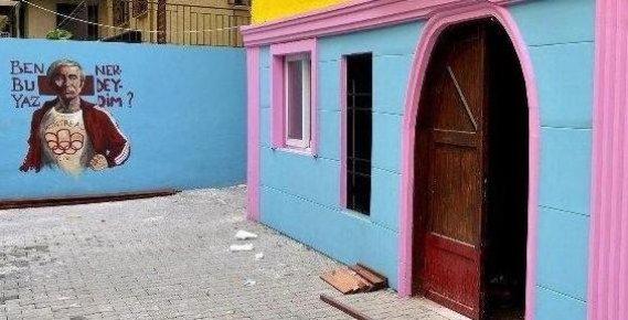 Mersin Duvarları Yeşilçam'ın Ünlü Sanatçılarıyla Renkleniyor