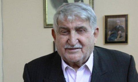 Mersin Eski Belediye Başkanlarından Kaya Mutlu Vefat Etti