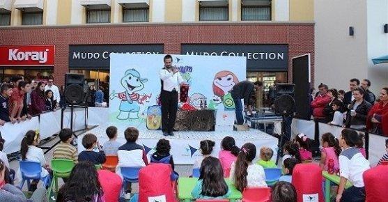 Mersin Forum Ziyaretçilerini Eğlenceli Etkinlikler Ağırlıyor