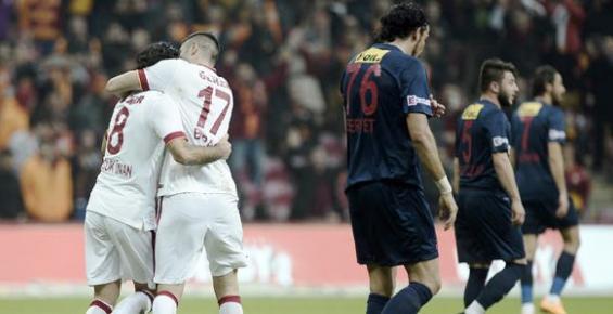 Mersin Galatasaray'ı Elinden Kaçırdı