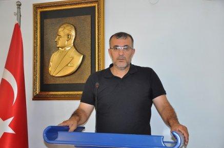 Mersin Geri Dönüşümcüler'de  Caner Altuntaş Güven Tazeledi.