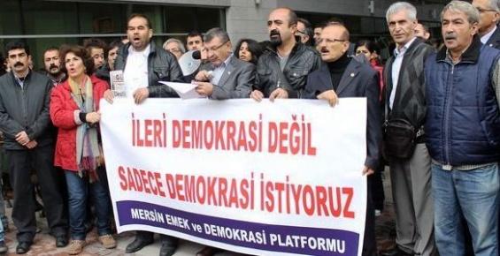 Mersin Gezi Davası Ertelendi.