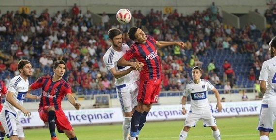 Mersin İdmanyurdu: 0 - Büyükşehir Gaziantepspor: 3