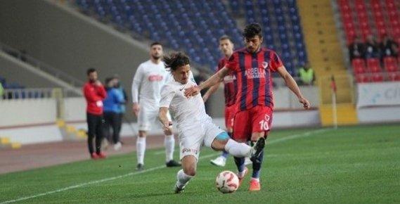 Mersin İdmanyurdu: 0 - Denizlispor: 0