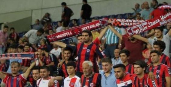 Mersin İdmanyurdu-Adanaspor Maçının Kazananı Mustafa Aydın Oldu