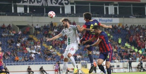 Mersin İdmanyurdu-Amed Sportif: 0-7