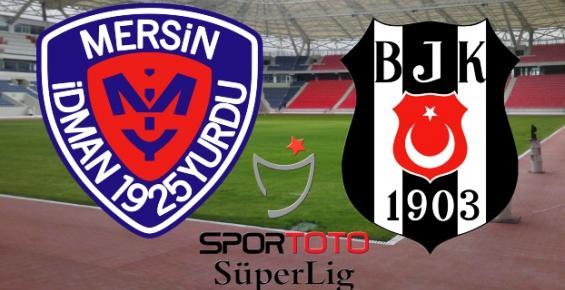 Mersin İdmanyurdu Beşiktaş Derbisine Çıkıyor