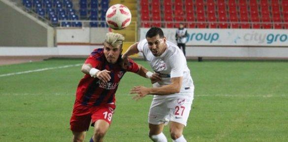 Mersin İdmanyurdu Boluspor İle 2-2 Berabere Kaldı.