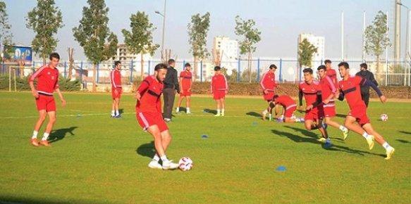 Mersin İdmanyurdu Bucaspor'a Hazırlanıyor