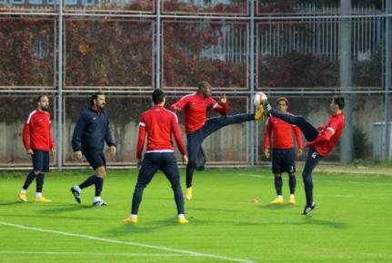 Mersin İdmanyurdu Bursaspor Maçının Hazırlıklarına Başladı