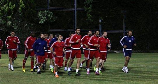 Mersin İdmanyurdu, Fenerbahçe Maçı Hazırlıklarına Başladı