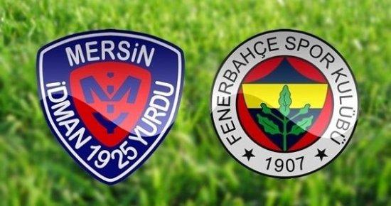 Mersin İdmanyurdu Fenerbahçe Maçının Biletleri Belli Oldu.