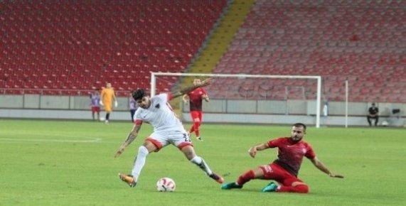Mersin İdmanyurdu - Orhangazi Belediyespor: 3-5 (Türkiye Kupası)