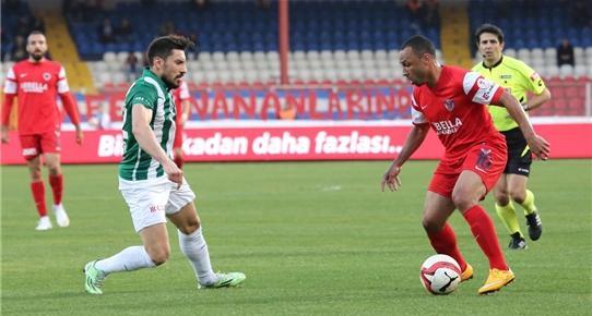 Mersin İdmanyurdu Türkiye Kupasında Fena Dağıldı