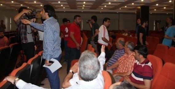 Mersin idmanyurdu'nda Genel Kurul 18 Temmuz'da Toplanacak