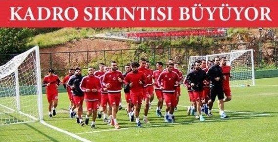 Mersin İdmanyurdu'nda Giden Futbolculardan Ötürü Kadro Sıkıntısı