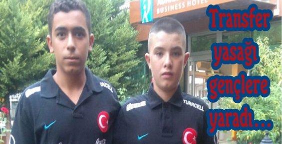 Mersin İdmanyurdunda Transfer Yasağı Gençlere Yaradı