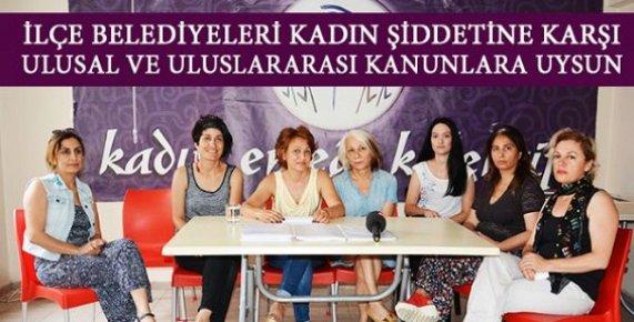 Mersin Kadın Platformundan Sığınma ve Danışma Evi Çağrısı