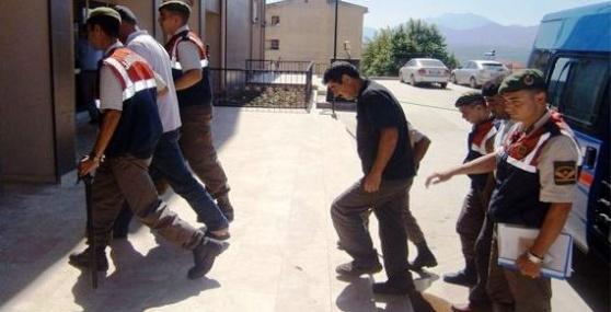 Mersin Limanı'ndaki Skandalın Zanlıları Yakalandı