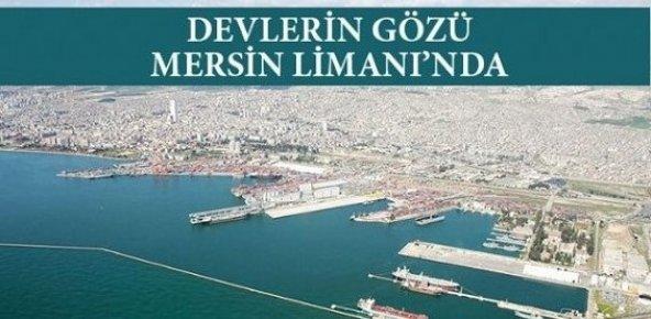Mersin Limanının Kapısını Çalan Çalana