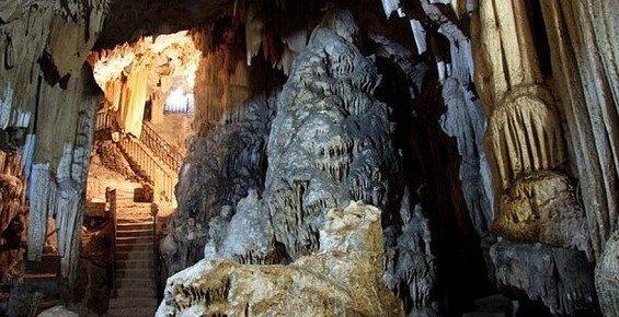 Mersin Mağaralarına ASPEG'den Yakın Markaj