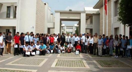 Mersin Matematik Olimpiyatları Ödül Töreni Yapıldı