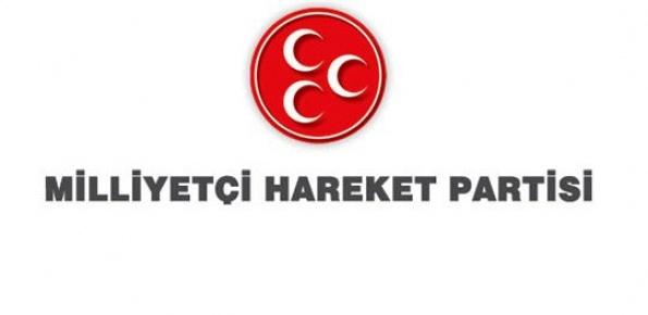 Mersin MHP'de Şok