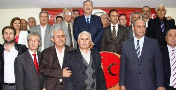 Mersin MHP'ye Yeni İl Başkanı Atandı