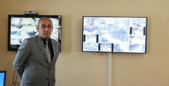 Mersin Mut ilçesi, 33 Mobese Kamerasıyla İzleniyor.