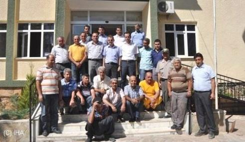 Mersin Orman Bölge Müdürlüğü'ne Yeni Atamalar Yapıldı