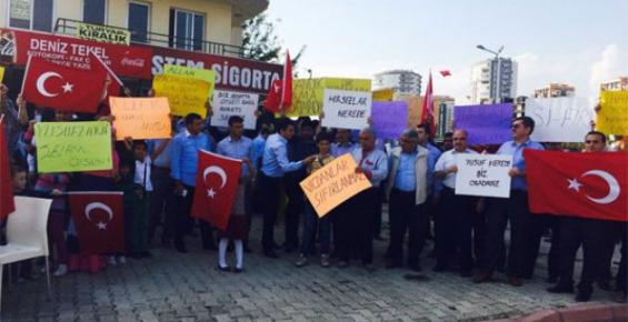 Mersin 'Paralel Yapı' Operasyonuna Tepki