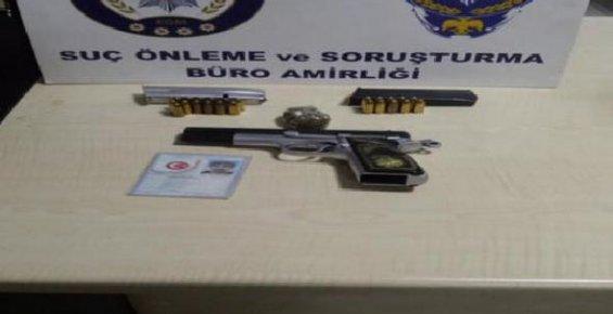Mersin Polisi Suç Makinesini Yakaladı