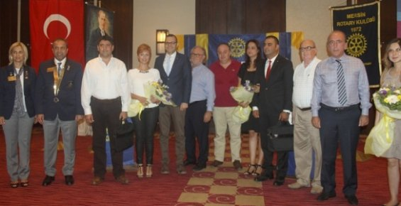 """Mersin Rotary Kulubü: """"KKTC'nin Her Zaman Yanındayız"""""""