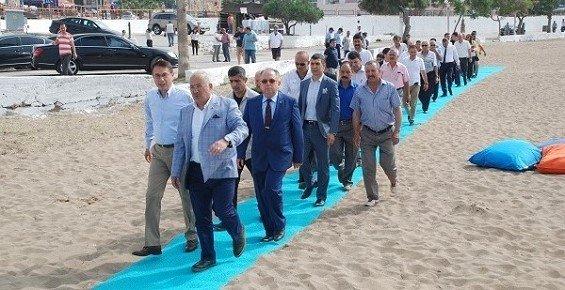 Mersin Sahilindeki Plajları Büyükşehir Belediyesi 15 TL 'ye İşletecek