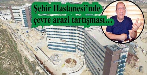 Mersin Şehir Hastanesinde Rant Tartışmaları