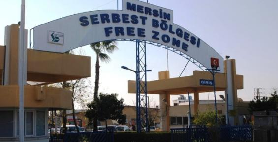 Mersin Serbest Bölgesi'nde Ticaret Hacmi 2,7 Milyar Dolara Ulaştı
