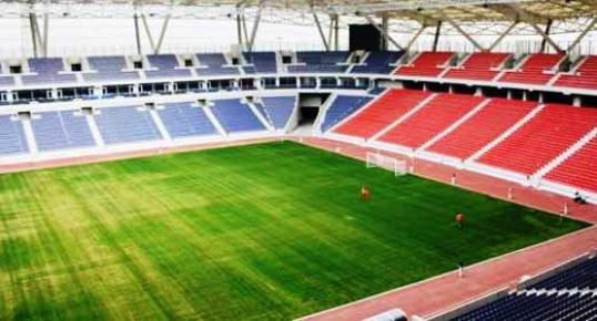 Mersin Stadyumu'ndaki Zemin Sorunu